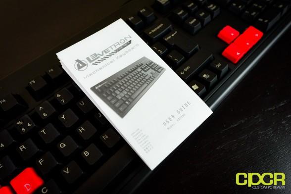 custom pc review azio levetron clicker review 1