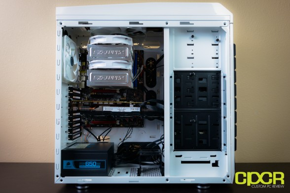 custom pc review cm storm stryker review 30