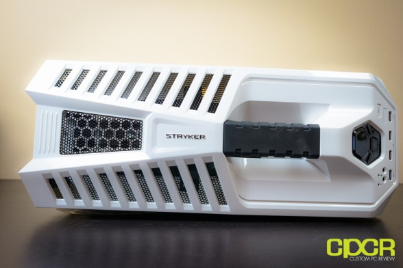 custom pc review cm storm stryker review 8