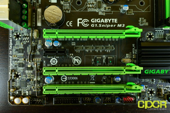 custom pc review gigabyte g1 sniper m3 review 10