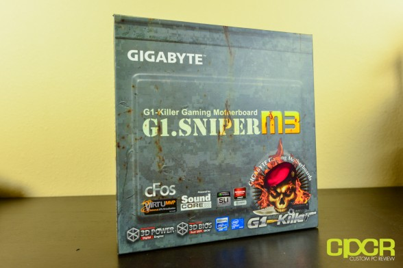 custom pc review gigabyte g1 sniper m3 review 18