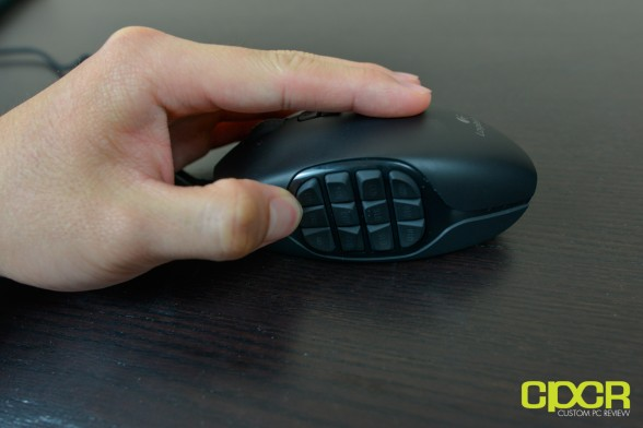 custom pc review logitech g600 mmo gaming mouse review 18