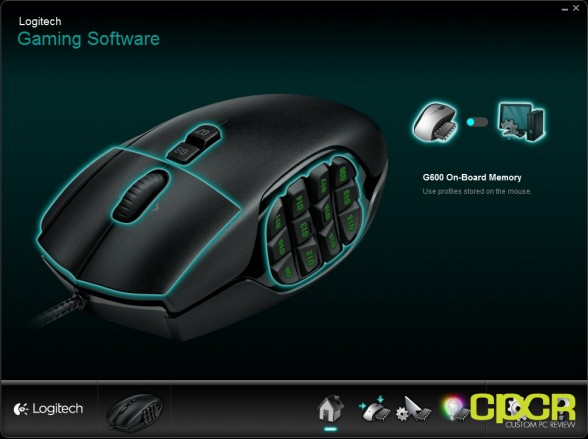 custom pc review logitech g600 review software 1