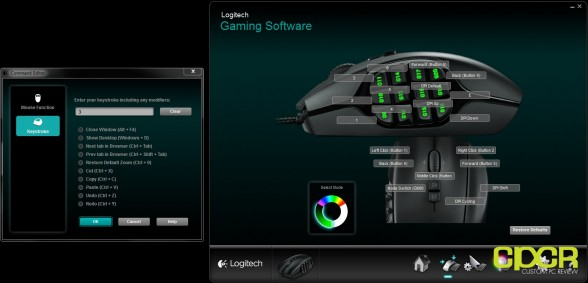 custom pc review logitech g600 review software 2