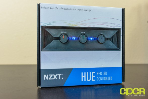 custom pc review nzxt hue review 1