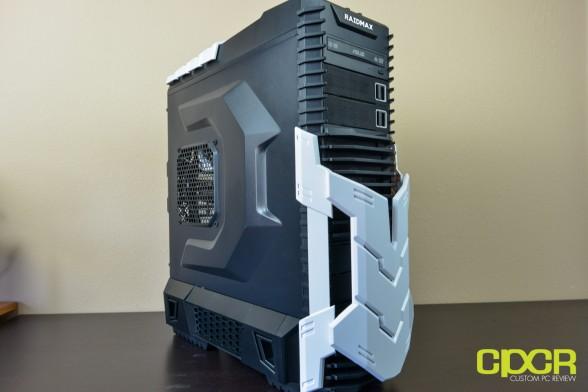 custom pc review raidmax agusta review 29