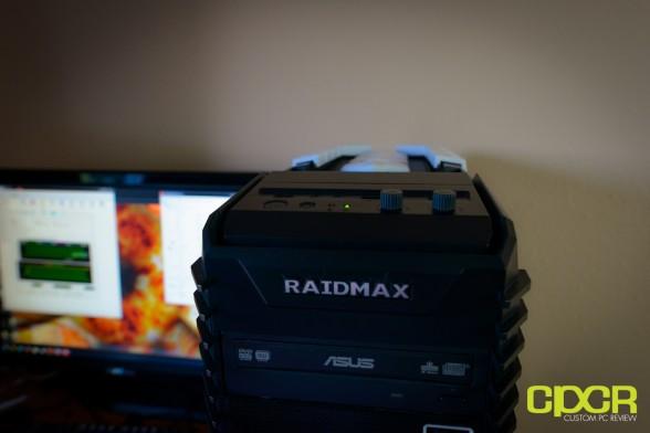 custom pc review raidmax agusta review 32