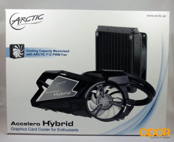 custom pc review accelero hybrid 1