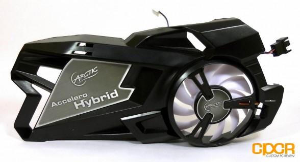 custom pc review accelero hybrid 6