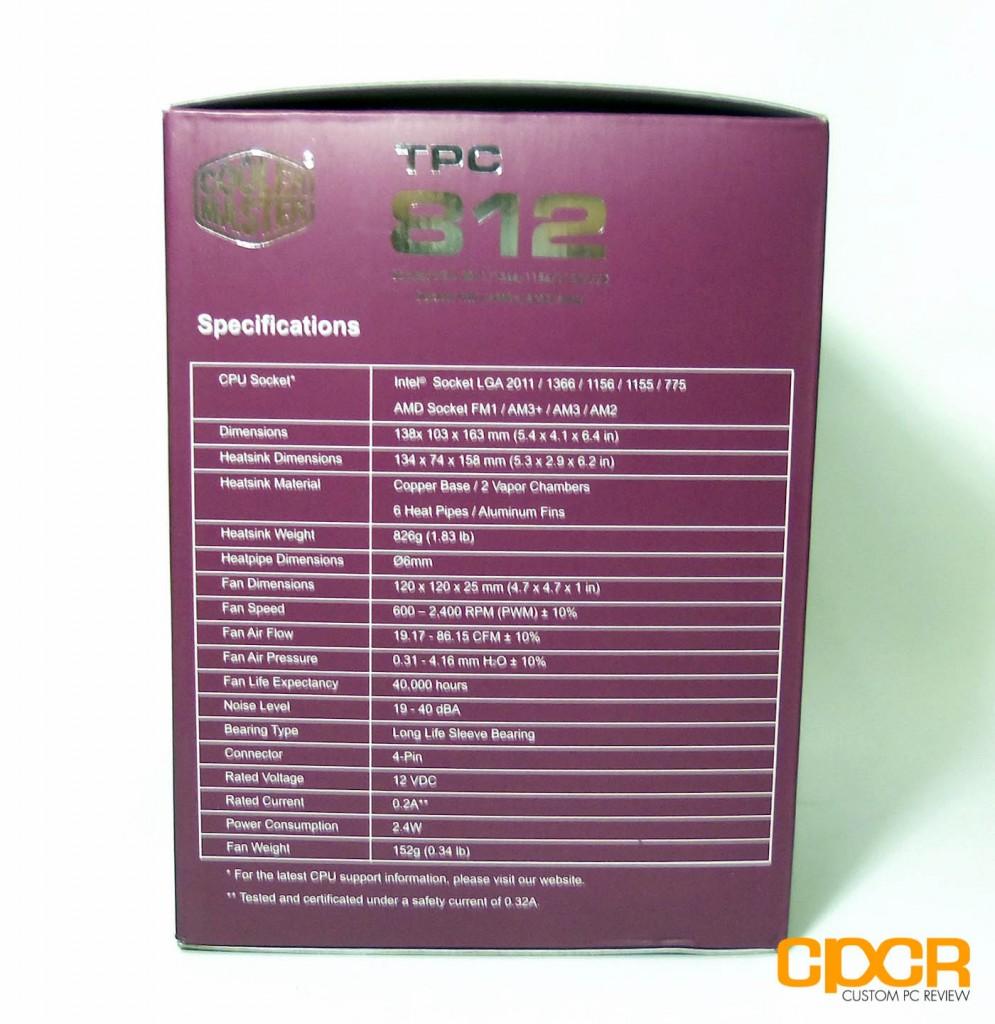 custom pc review tpc 812 7