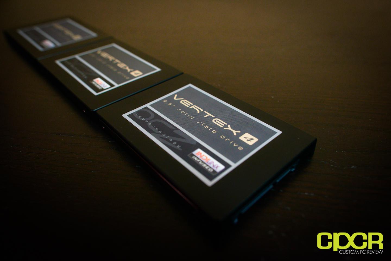 OCZ Vertex 4 Revisited: 256GB SSD Review | Custom PC Review