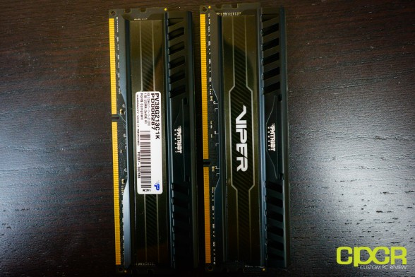 patriot memory viper 3 ddr3 2133mhz custom pc review 6