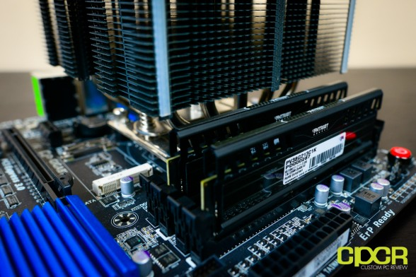 patriot memory viper 3 ddr3 2133mhz custom pc review 9
