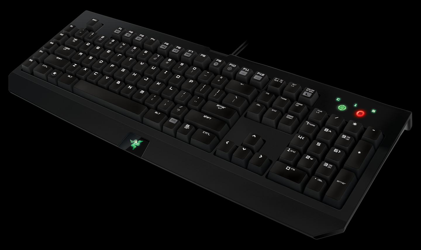 Razer Unveils Blackwidow Tournament Mechanical Keyboard, Updates BlackWidow Series | Custom PC ...