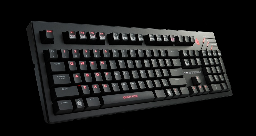 CM Storm QuickFire Pro Mechanical Gaming Keyboard Review  ab2106106e05c