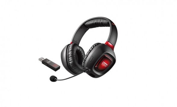 creative sound blaster tactic 3d rage wireless gaming headset wide