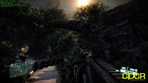 crysis 2 central park custom pc review