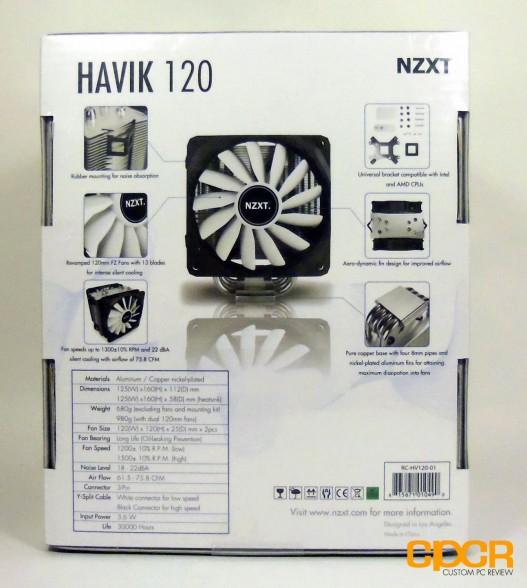 custom pc review nzxt havik 120 2