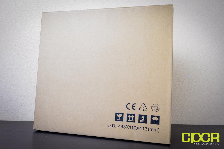 CyberPowerPC Xplorer X6-9120 Gaming Laptop Review   Custom
