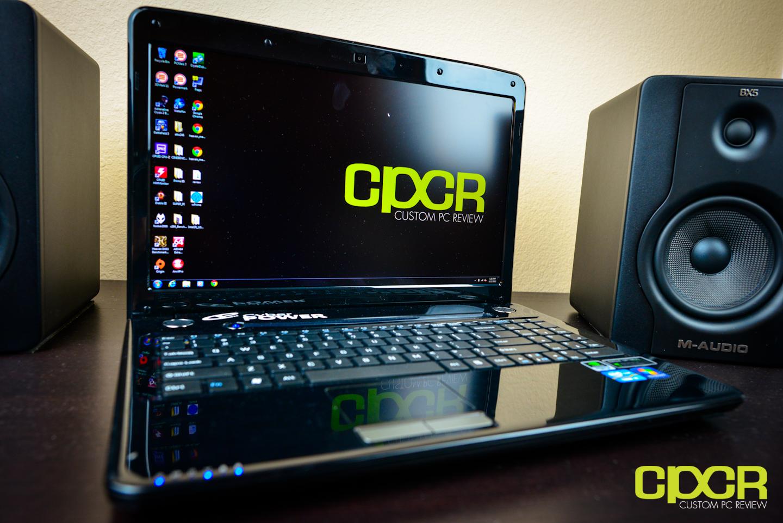 Cyberpowerpc Xplorer X6 9120 Gaming Laptop Review Custom