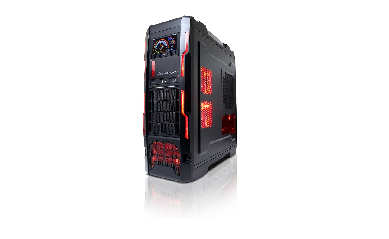 cyberpowerpc announces pro gamer ftw desktop pc series. Black Bedroom Furniture Sets. Home Design Ideas