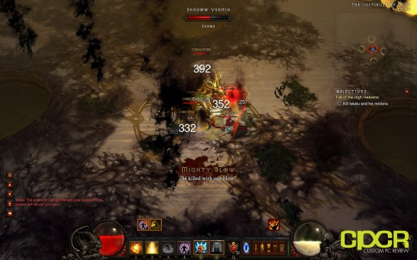 diablo 3 act v istaku custom pc review