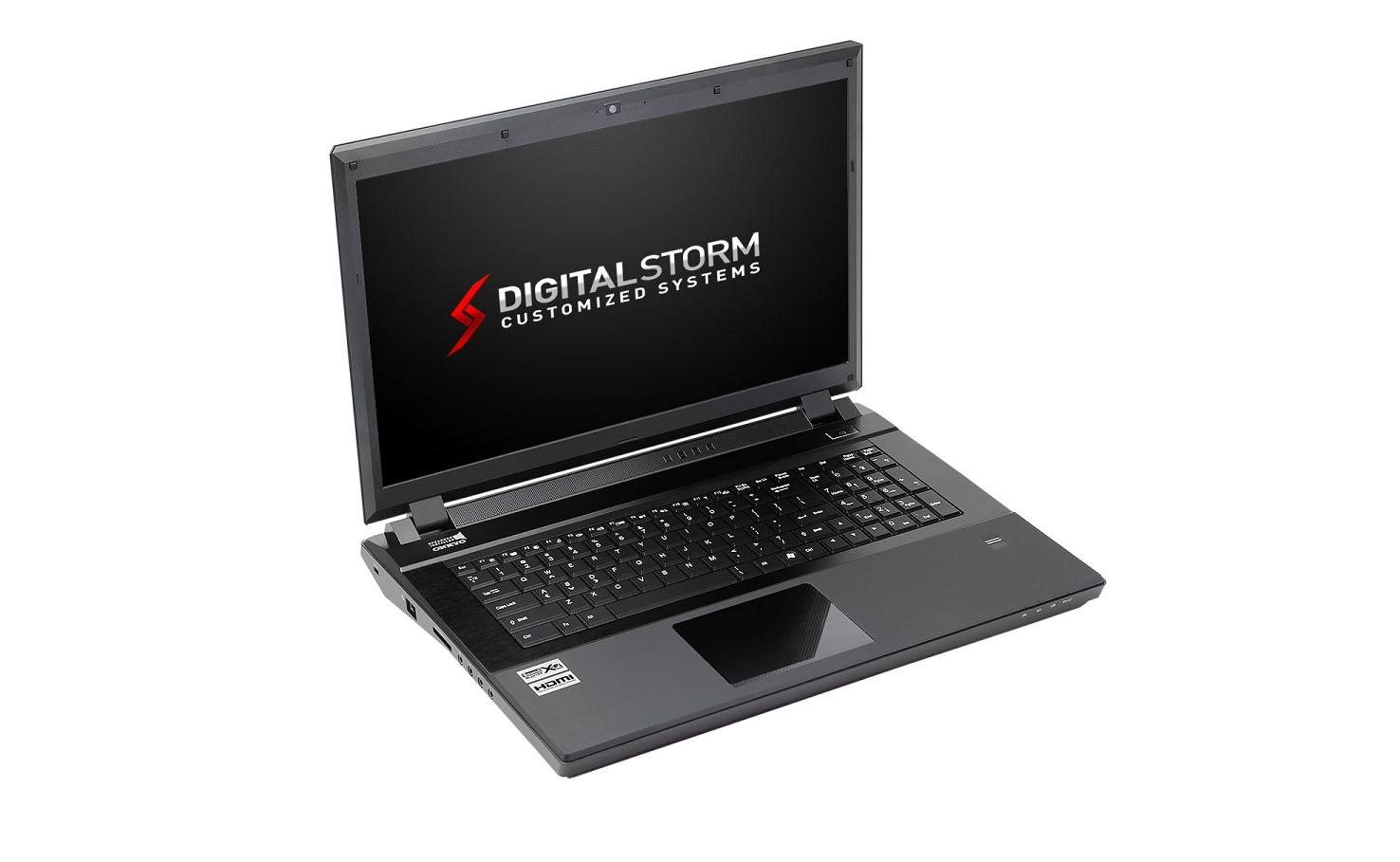 Digital Storm Announces X17E – The World's Fastest Gaming Laptop