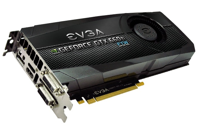 Placa de vídeo - Geforce GTX 660 TI - imagem retirada do Google