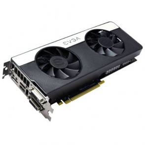 evga geforce gtx670 sc signature 2 side