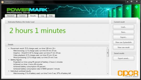 powermark balanced cyberpowerpc xplorer x6 9120 custom pc review