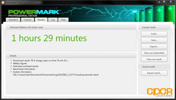 powermark heavy cyberpowerpc xplorer x6 9120 custom pc review