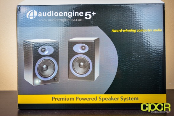audioengine 5+ speakers custom pc review 1