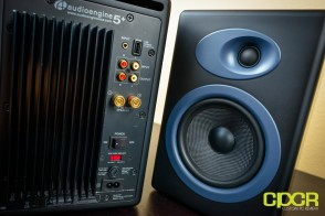 audioengine 5+ speakers custom pc review 15