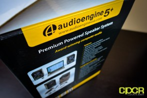 audioengine 5+ speakers custom pc review 2
