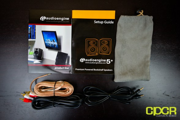 audioengine 5+ speakers custom pc review 3