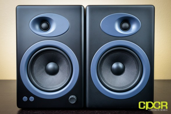audioengine 5+ speakers custom pc review 6