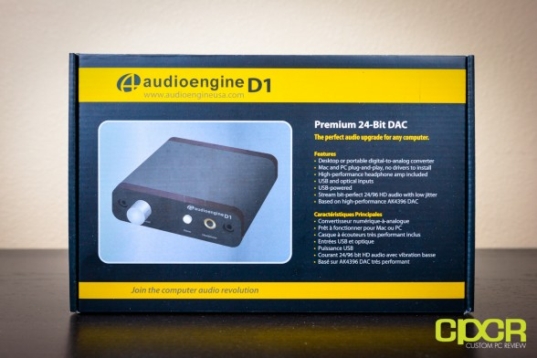 audioengine d1 dac custom pc review 1