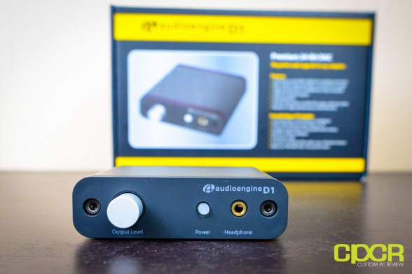audioengine d1 dac custom pc review 9