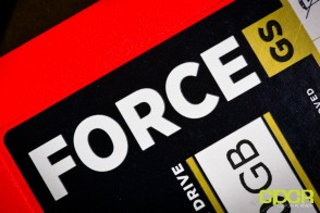corsair force series gs 240gb ssd custom pc review 13