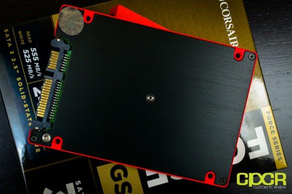corsair force series gs 240gb ssd custom pc review 6