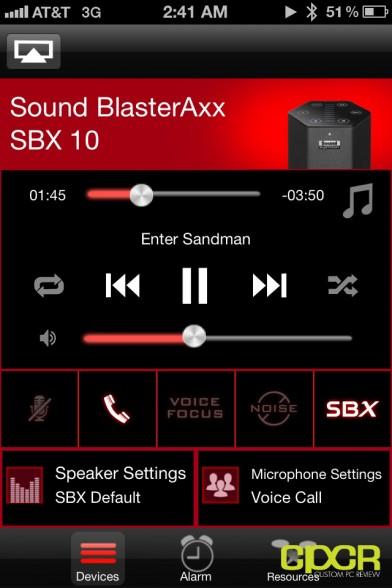 creative sound blaster axx ios software custom pc review 1