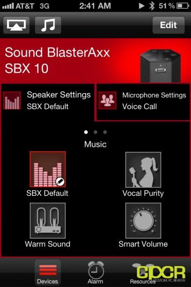 creative sound blaster axx ios software custom pc review 2