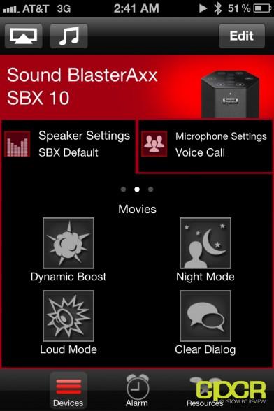 creative sound blaster axx ios software custom pc review 3