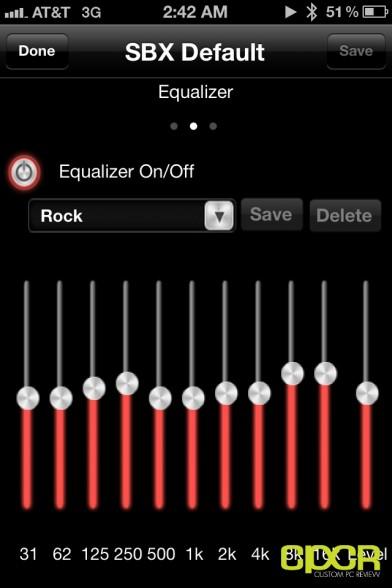 creative sound blaster axx ios software custom pc review 6