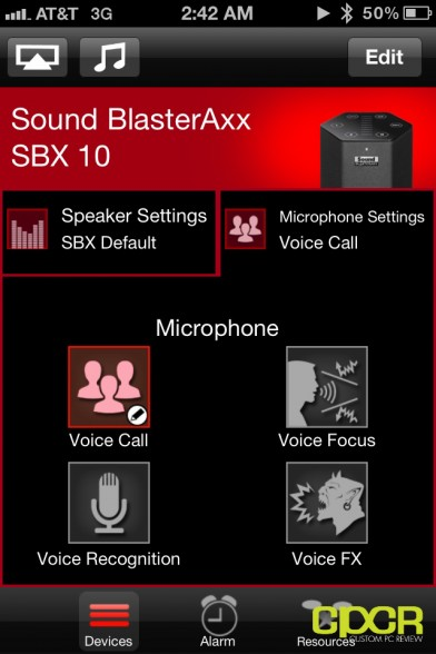 creative sound blaster axx ios software custom pc review 7