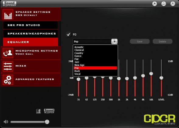 creative sound blaster axx software custom pc review 3