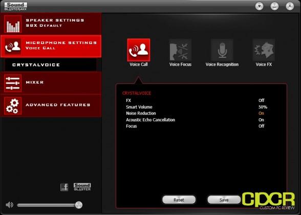 creative sound blaster axx software custom pc review 4