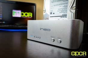 Ineo I-NA321U+ Dual Bay Docking Station Review | Custom PC