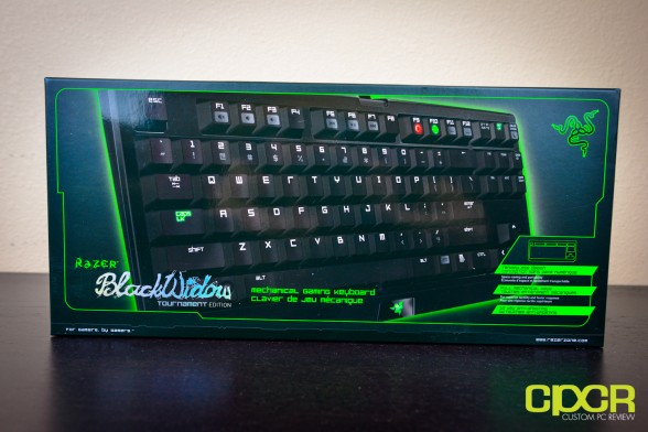 razer blackwidow tournament edition tenkeyless mechanical gaming keyboard custom pc review 2