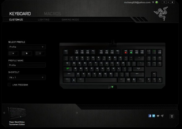razer blackwidow tournament edition tenkeyless mechanical gaming keyboard custom pc review 25